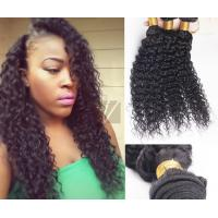 Buy 7 Days Return Guarantee Brazilian Hair Extensions Bundles , 26 Inch Hair Extensions at wholesale prices