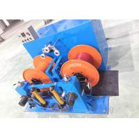 China Fully Automatic Cable Coiling Machine / Cable Winding Machine PLC Controlled on sale