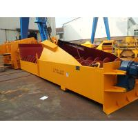 Quality Large Capacity Silica Spiral Sand Washer Low Energy Consumption 350 T/H for sale
