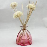 Quality Eco Friendly Beautiful Glass Reed Diffuser Bottles Oil Diffuser Bottle for sale