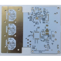 Quality Lead Free 2 Layer 1.6mm Thickness 1oz Copper Based PCB for sale