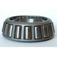 Quality Long Life Single Row Tapered Roller Bearings Consists Of Radial and Axial Load for sale