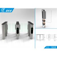 Quality Security Access Control Coin Operated Turnstile Infrared Sensors For Metro Station for sale
