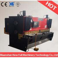 Quality High speed high precision CNC Hydraulic shearing machine manufacturers for sale