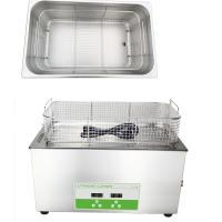 China Surgical And Beauty Instruments Dual-Frequency Heating Ultrasonic Cleaner on sale