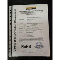 Wenzhou cilotus Fitness Equipment Co.,Ltd Certifications