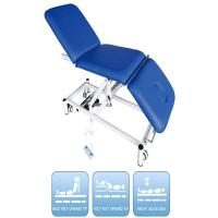 Quality Electic Movement Three Functions Medical Examination Bed As Hospital Furniture for sale