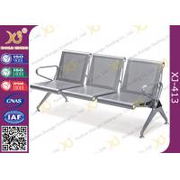 Quality Heavy Duty Hospital Waiting Room Chairs Stainless Steel With Powder Coating for sale