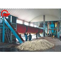 Quality Horizontal Rotary Tube Bundle Dryer For Wood Chips / Silica Sand GHG150 Model for sale
