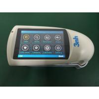 China High accurate gloss meter price glossmeter digital tri gloss meter 20°/60°/85° degree 2000 gu with software byk 4446 on sale
