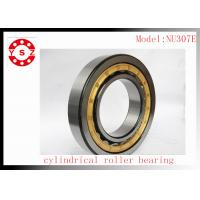 Quality FAG NU 307 E Cylindrical Roller Bearings Deep Groove Chrome Steel P0 P6 for sale