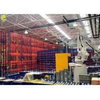 Quality High Security Warehouse Pallet Racking Systems Easy To Dismantle And Assemble for sale