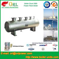 Quality Low Pressure Alloy steel drum Boiler Mud Drum TUV with 10~1000ton for sale