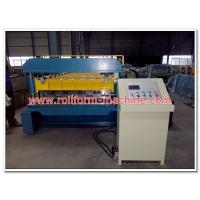 Quality Strong Concrete Floor Decking Tile Roll Forming Machinery Made in Hangzhou, China for sale
