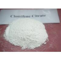 Quality Purity CLOMPHID Anti-Estrogen  Clomifene Citrate Raw Steroid Powder for sale
