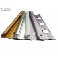 Quality PVDF Paint Aluminum Window Frame Extrusions / Extruded Aluminium Profiles Medical Use for sale
