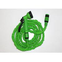 Quality Expandable Garden Hose in Home and Garden Water Covered with polyester fabric for sale