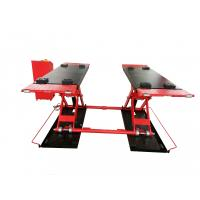 China 220V  Electrical Scissor Lift Flexible Operating System with CE Certification on sale
