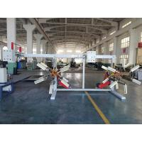 Buy cheap HDPE Double Wall Corrugated Pipe Machine / Production Line With Low Noise from wholesalers