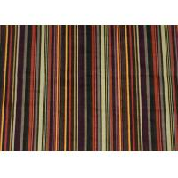 Quality Printing Stripe 100% Cotton Upholstery Fabric Corduroy For Shirt for sale