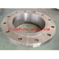 Buy cheap TOBO GROUP Forged Stainless Steel Flanges ASME B16.5 ASTM A182 F53 SORF Flange DN20 CL150 from wholesalers