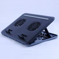 Quality Double Fan Computer Cooling Pad for sale