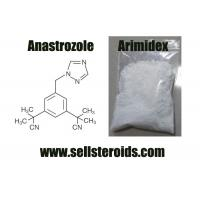 Quality 120511-73-1 Pure Anastrozole / Arimidex For Breast Cancer Treatment for sale
