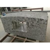 Quality Natural Solid Granite Worktops 2.76g / Cm3 Density 247MPA Compressive Strength for sale