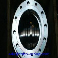 Quality UNS S32750/1.4410 class 600 RF SCH40 ASTM A182 F53 SAF 2507 Weld Neck Flanges 10 inch for sale