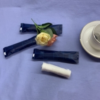 Quality Cleaning Rolled Cotton Wet Wipes For Restaurant for sale