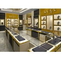 Quality Luxury Jewelry Showcases High End Stainless Steel Jewelry Showcase Manufacturers for sale