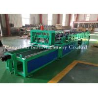 Quality 3 Profiles In 1 Drywall Stud And Track Roll Forming Machine PLC Control System for sale
