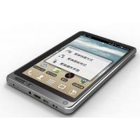 Quality dual core CPU 7 Inch Tablet PC with powerful battery OEM supplier for sale