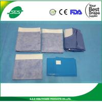 China Surgical orthopedic instruments set SMS or PP nonwoven General Drape Sets on sale