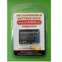 China Rechargeable Battery Pack for NDS Lite, Video Game Accessory on sale