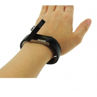 Quality Reusable Anti Static Wrist Straps With Grounding Wire Alligator Clip for sale
