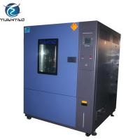 Quality Air Cooling Programmable Temperature Humidity Test Chamber / Stability Testing Equipment for sale