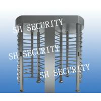 Quality Double Lanes Full Height Turnstile for sale