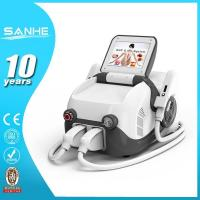 China New portable IPL SHR hair removal machine/ ipl facial machine/ ipl for brown spots on sale