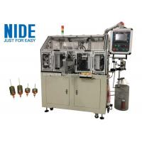 Quality Automatic armature three-phase motor rotor coil winding machine for sale