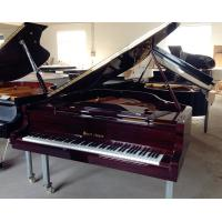 Buy 170cm 88 Key White Polished Acoustic Grand Piano 182x55x172cm AG-GP170W at wholesale prices