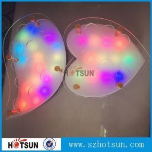 China Acrylic Wine Glass Tray Holder/ led acrylic shot glass tray,Acrylic Shot glass Holder Tray, Shot Glass Serving Tray on sale