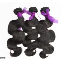 Quality Double Drawn Virgin Cambodian Hair Weave Loose Wave with 28 Inch for sale