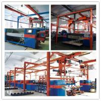 Buy cheap HJ-DDX-4 automatic electroplating Plant for gravure cylinder making from wholesalers