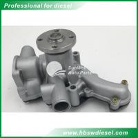 Quality Cummins A2300 water pump 4900469 for excavator for sale