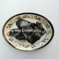 Quality Black Solid Coal Tar Pitch Lumps with Softening Point 130 ℃ - 140 ℃ for sale