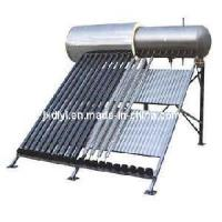 Quality Home Appliance - Solar Hot Water Heater With Heat Pipe for sale
