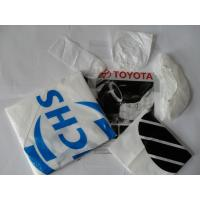 Quality disposable car seat cover, disposable cover, pe car foot mat, gear cover, car seat cover for sale