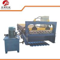 Quality CUChannel Purline Metal Stud And TrackRoll formingMachine---6 for sale