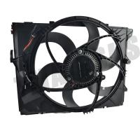 Quality DV12 400W 12 Volt Car Cooling Fan For BMW E90 OEM 1711 7590 699 / Electric Radiator Cooling Fans for sale
